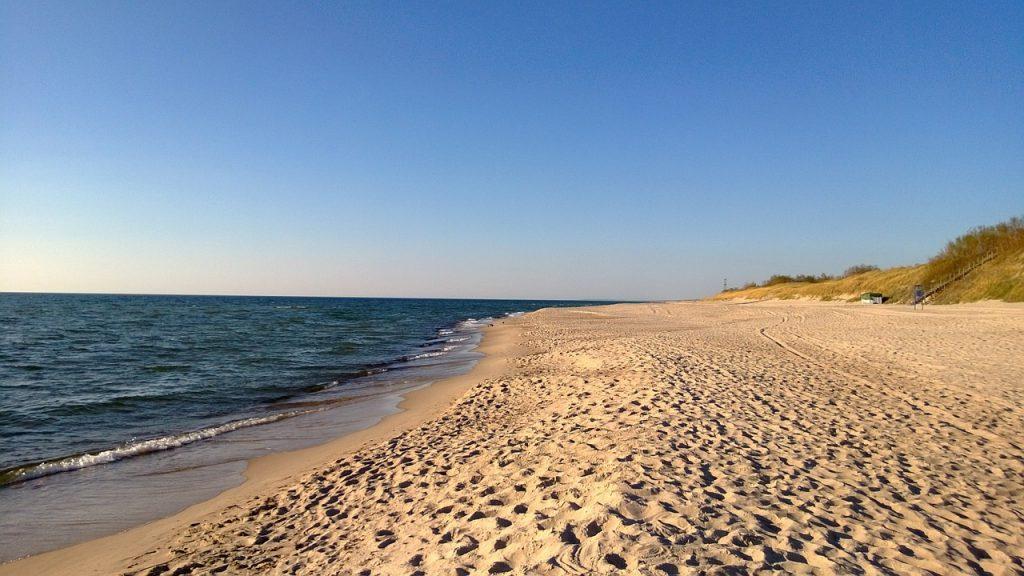 Les plages de Lituanie