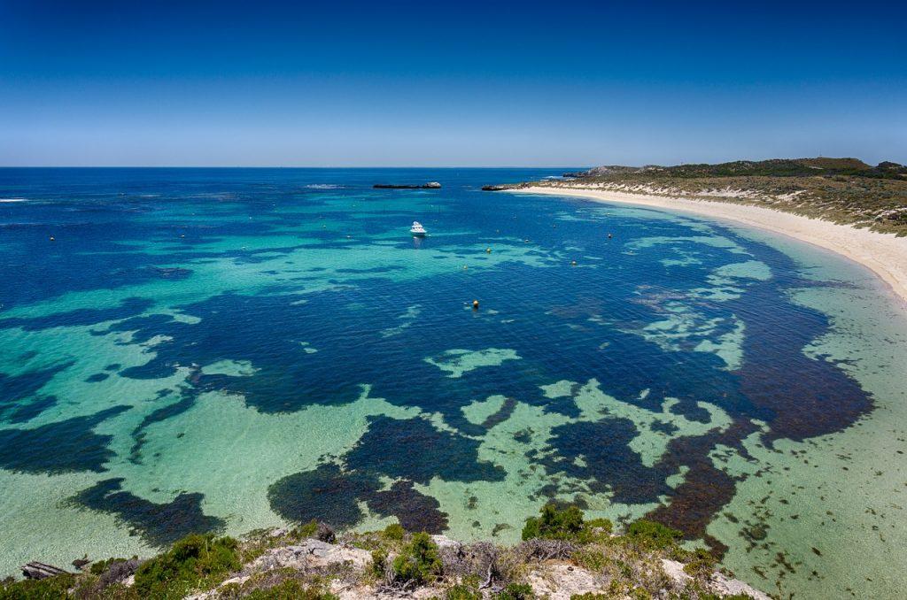 Les plages en Australie