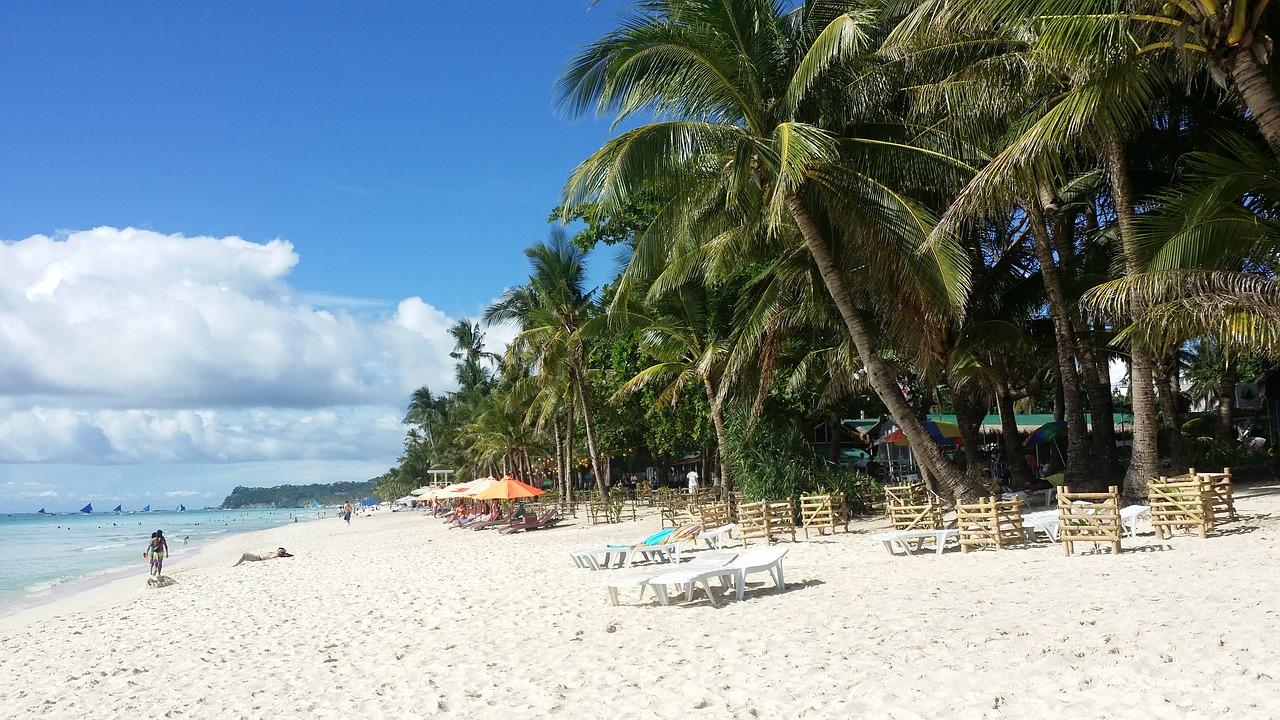 Boracay aux Philippines