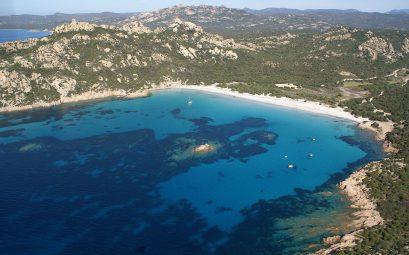 Roccapina en Corse du Sud