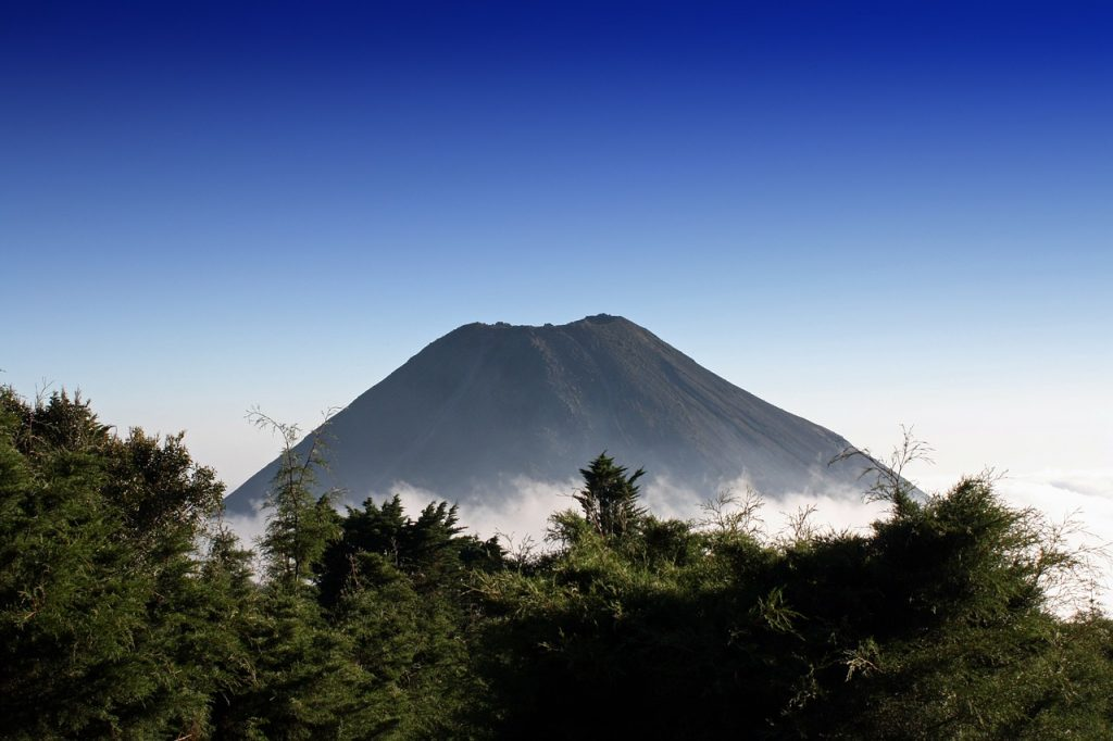 Volcan du Salvador