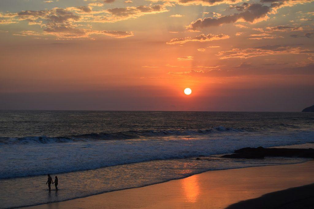Les plages du Salvador