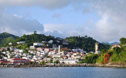 Grenade aux Antilles