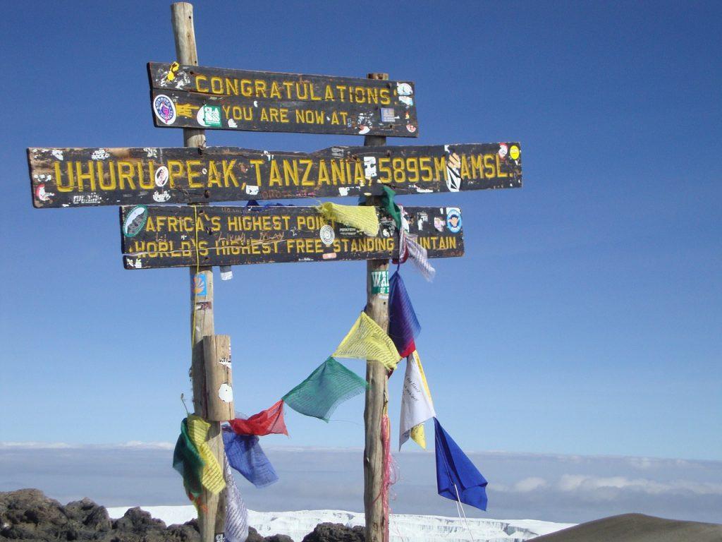 Kilimandjaro - Uhuru