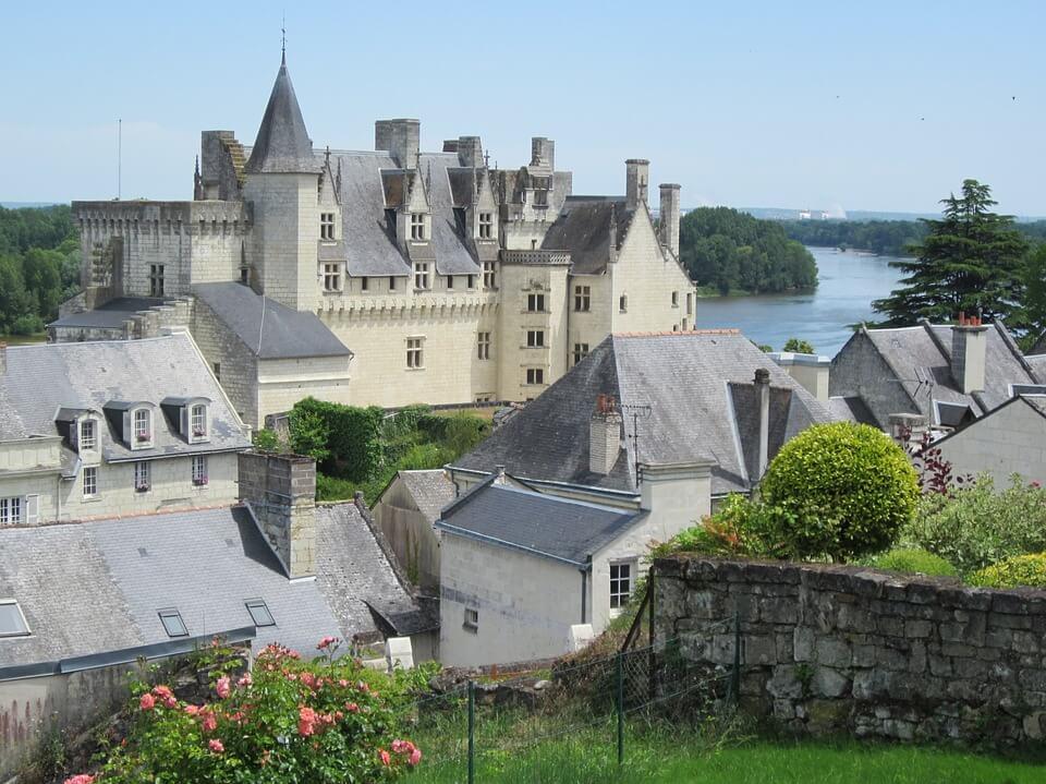 Montsoreau en Anjou