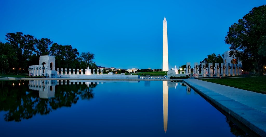 LEs monuments de Washington