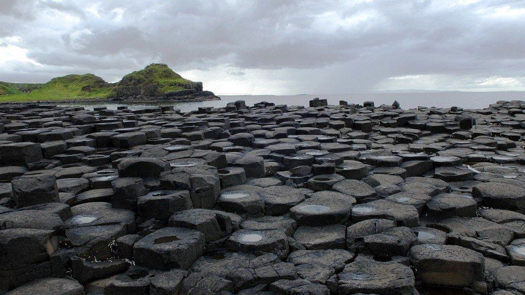 Irlande - La chaussée des géants