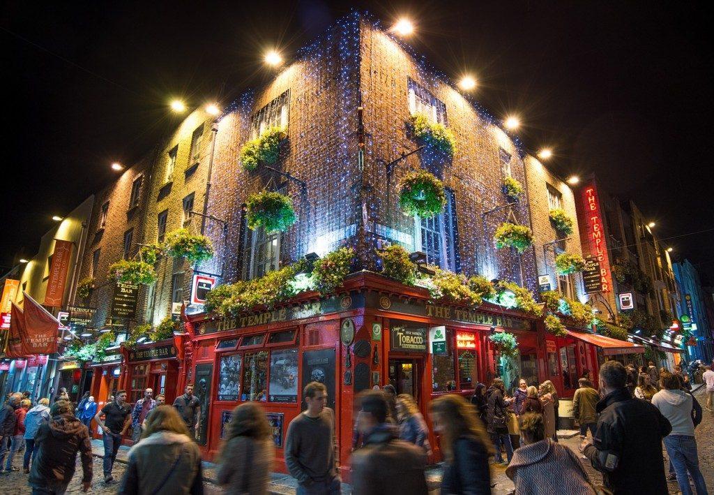 Irlande - Pub - Dublin