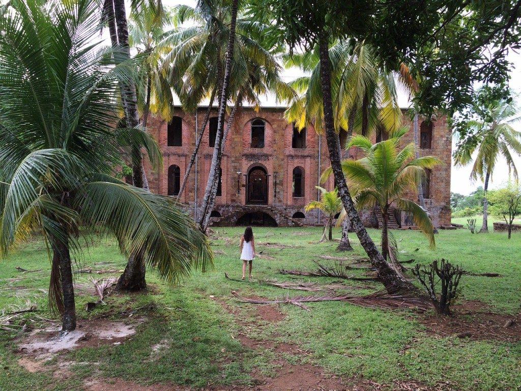 Guyane passé colonial