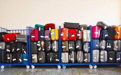 bagages perdus ou endommagés