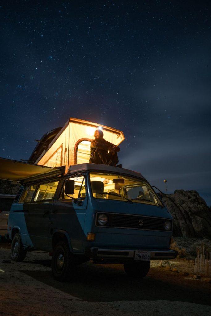 Ou dormir en camping car