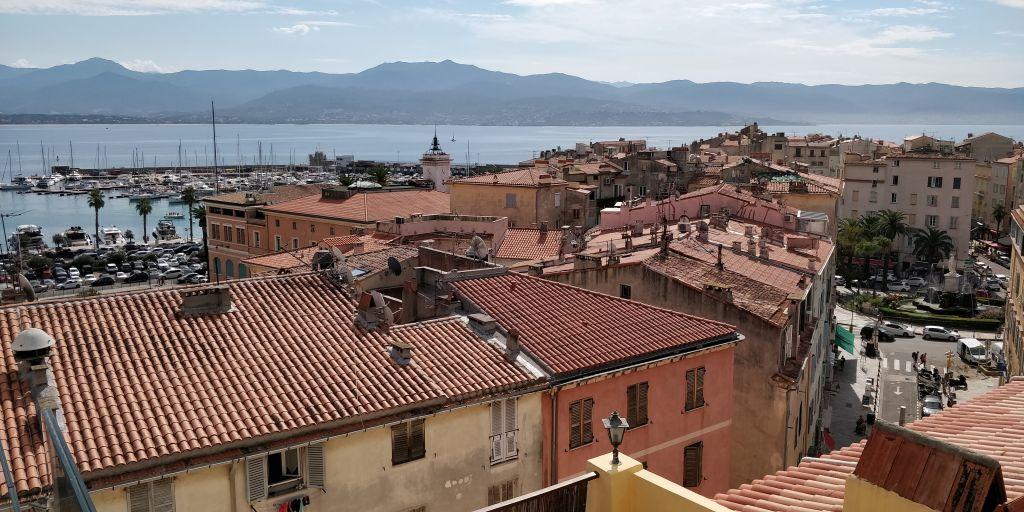 Vieille ville d'Ajaccio