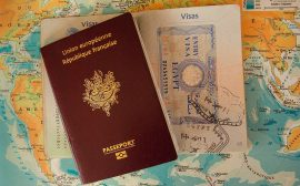 Passeport Voyage France