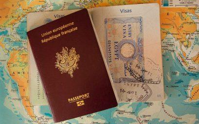 Passeport Voyage France